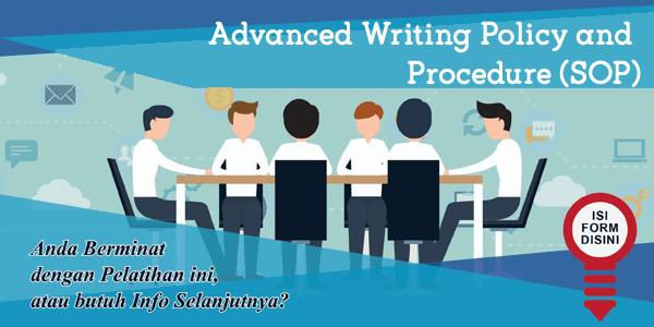training-advanced-writing-policy-and-procedure-sop