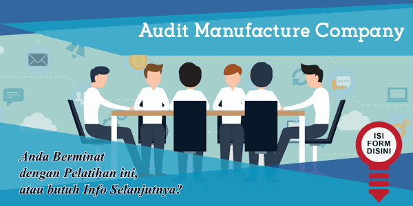 training-audit-manufacture-company