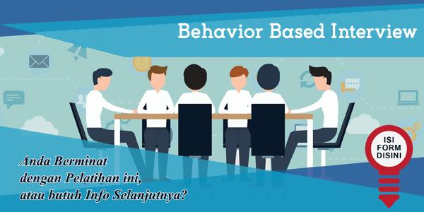 training-behavior-based-interview
