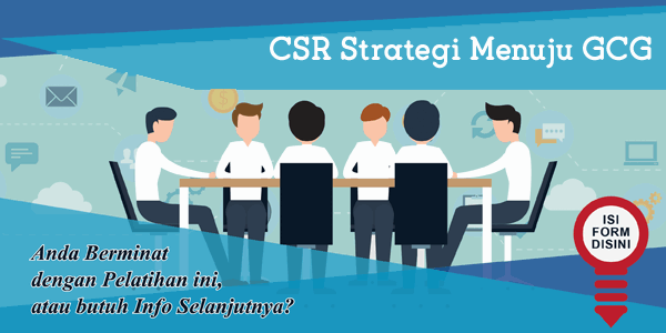 training-csr-strategi-menuju-gcg