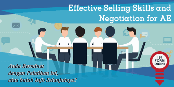 training-effective-selling-skills-and-negotiation-for-ae