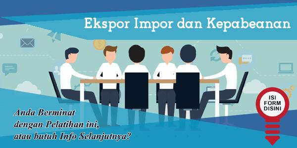 training-ekspor-impor-dan-kepabeanan