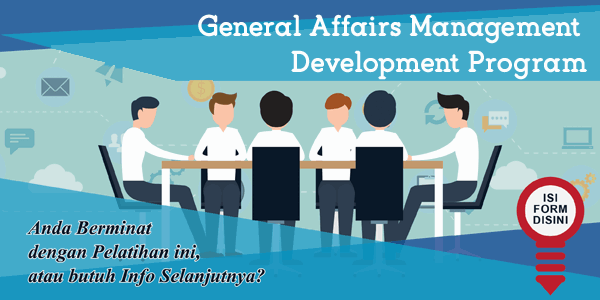training-general-affairs-management-development-program