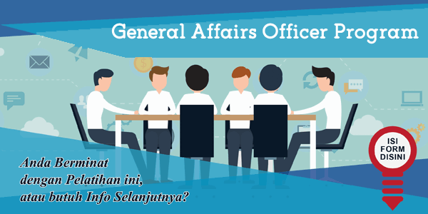 training-general-affairs-officer-program