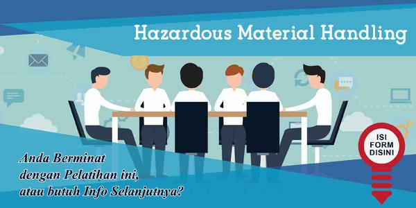 training-hazardous-material-handling