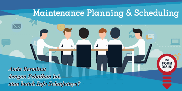 training-maintenance-planning-scheduling