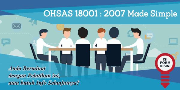 training-ohsas-18001-2007-made-simple