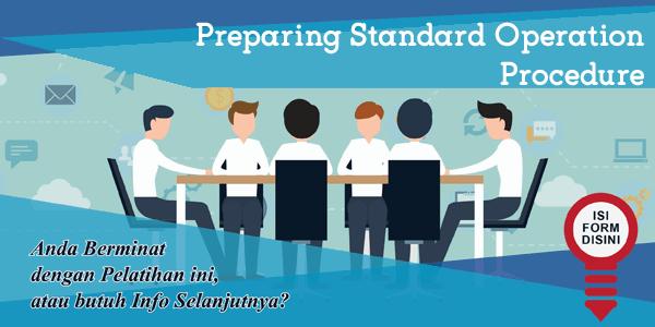 training-preparing-standard-operation-procedure