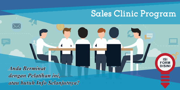 training-sales-clinic-program