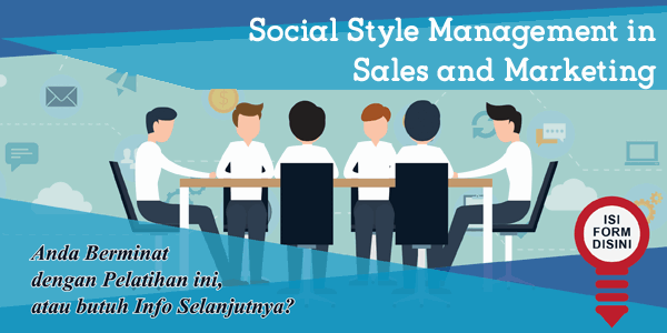 training-social-style-management-in-sales-and-marketing