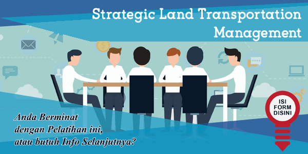 training-strategic-land-transportation-management