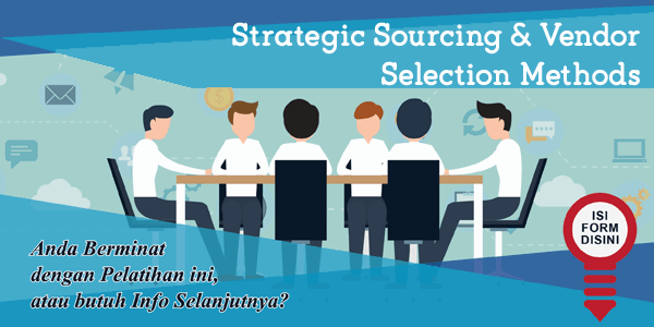 training-strategic-sourcing-vendor-selection-methods