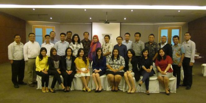 Pelatihan Inhouse Know Your Customer & Anti Money Laundering (16 November 2015)
