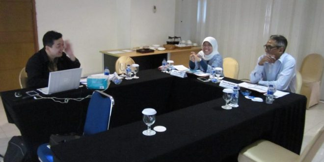 Pelatihan Program Persiapan Pensiun (19-20 November 2015)