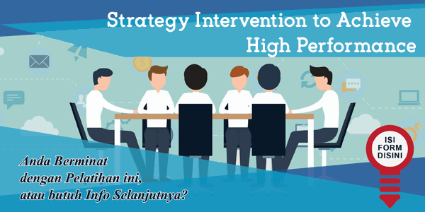 training-strategy-intervention-to-achieve-high-performance