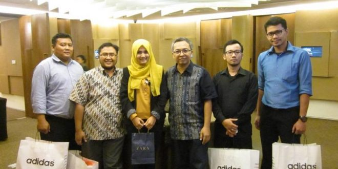 Pelatihan Comprehensive Supervisory Skills Training (7-8 Maret 2016)