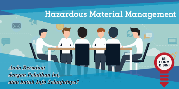 training-hazardous-material-management