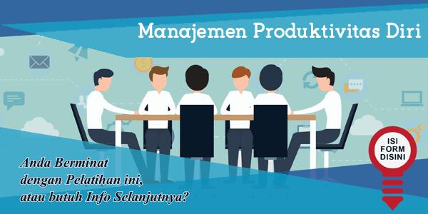 training-manajemen-produktivitas-diri