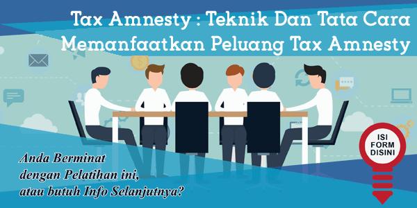 training-tax-amnesty-teknik-dan-tata-cara-memanfaatkan-peluang-tax-amnesty