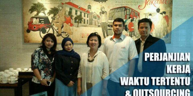 Pelatihan Perjanjian Kerja Waktu Tertentu & Outsourcing