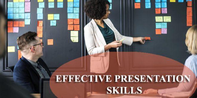 Pelatihan Effective Presentation Skills