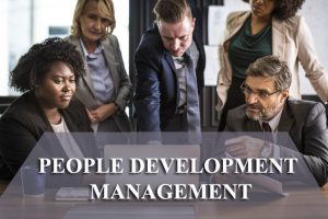 Training People Development Management