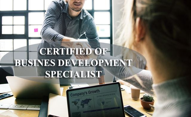 Pelatihan Certified of Business Development Specialist