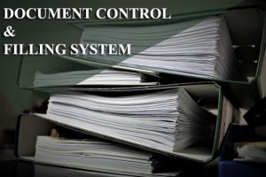 Document Control & Filling System