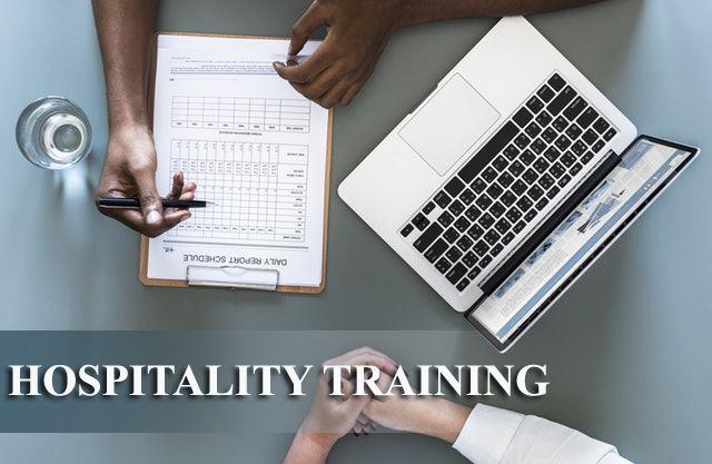 Hospitality Training