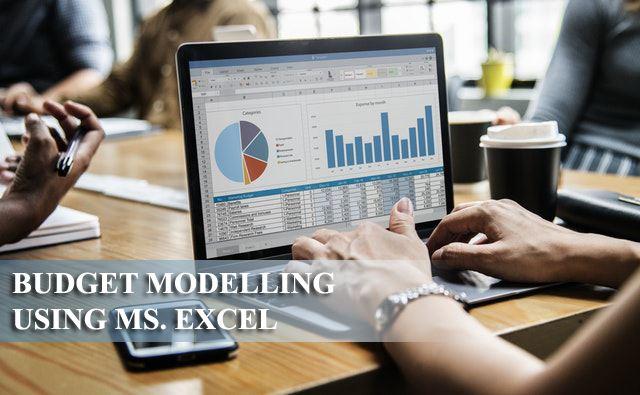 Pelatihan Budget Modelling using Ms. Excel