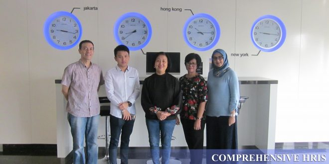 Training Comprehensive HRIS