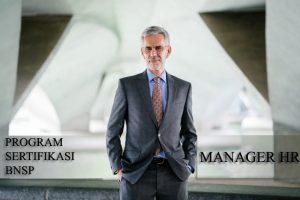 PROGRAM SERTIFIKASI BNSP : MANAGER HR