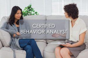 Pelatihan Certified Behaviour Analyst
