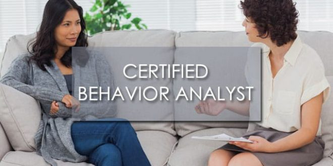 Pelatihan Certified Behaviour Analyst