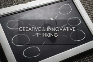 Training Creative & Innovative Thinking
