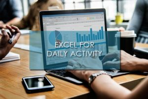 Excel for Dailly Activity