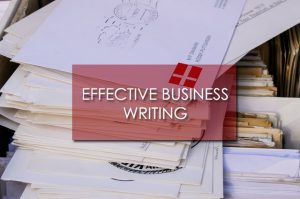 Training Effective Business Writing