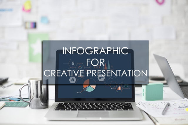 Training Infographic for Creative Presentation