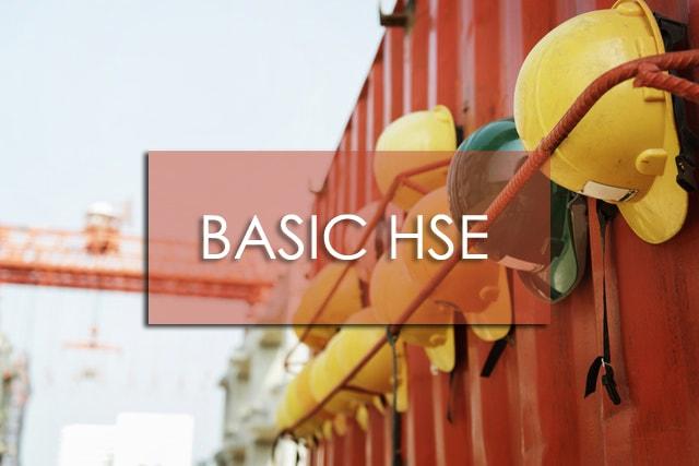Training Basic HSE