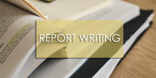 Pelatihan Report Writing