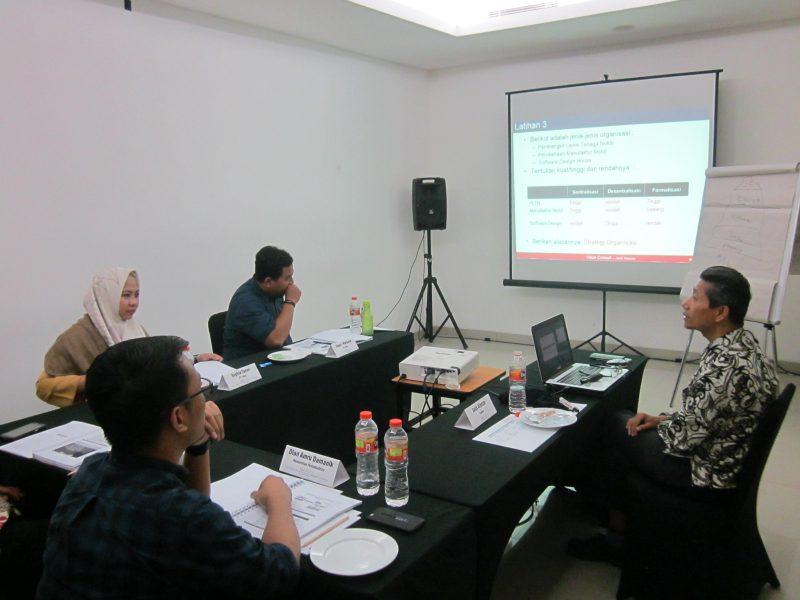 Training Certified Organization Development Specialist