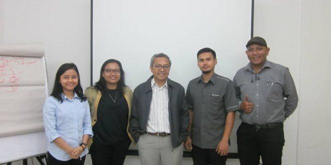 Training Motivasi Kerja dan Profesionalisme