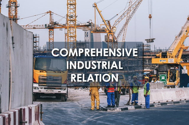 Training Comprehensive Industrial Relation