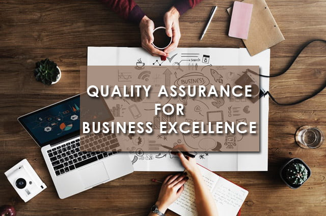 Quality Assurance for Business Excellence