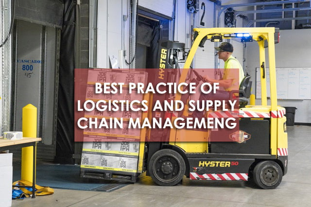 Best Practice Of Logistics And Supply Chain Management