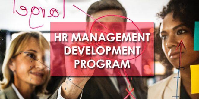 Pelatihan HR Management Development Program