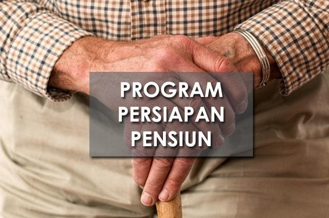 Pelatihan Pensiun Tetap Bahagia