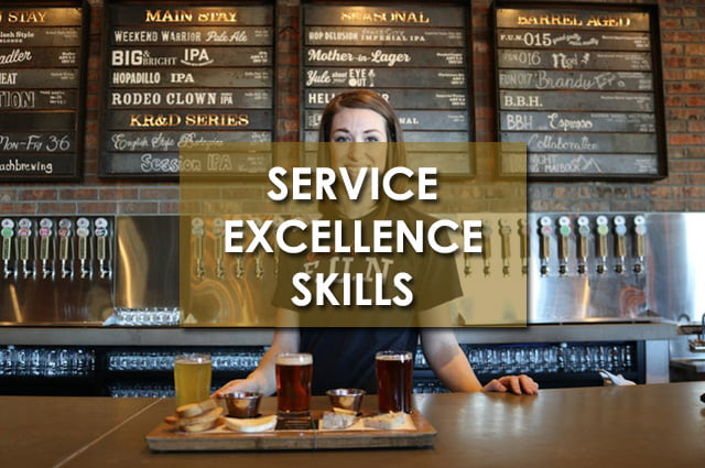 Service Excellence Skills