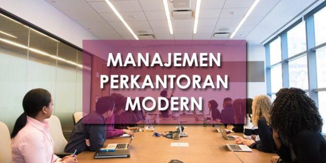 Pelatihan Manajemen Perkantoran Modern