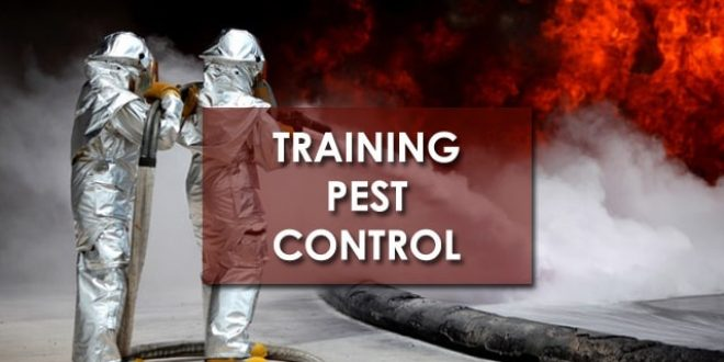 Training Pest Control